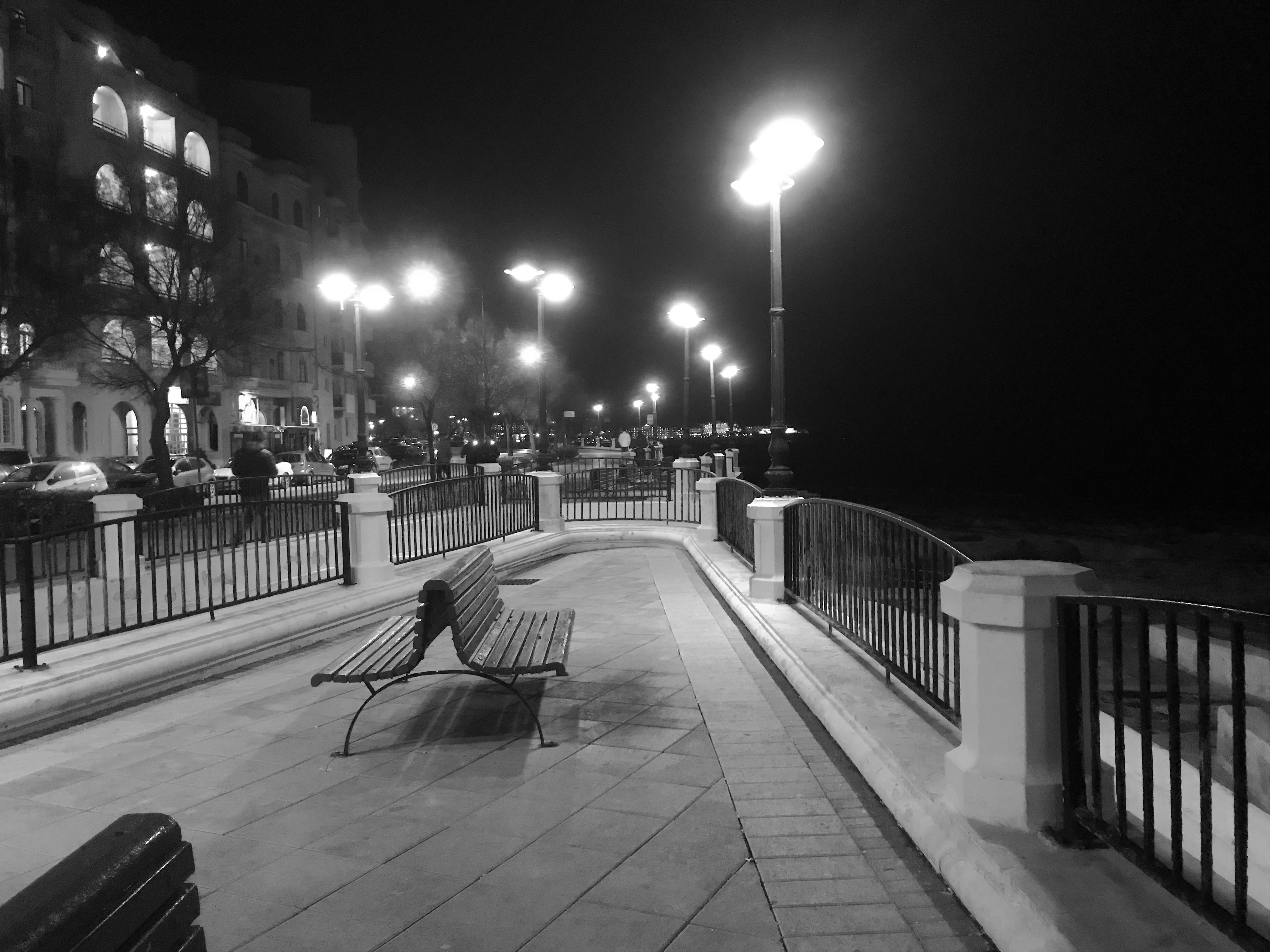 Silent Cities: Malta in Winter